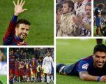 Shtatë fitoret më të thella të Barçës në El Clasico gjatë shekullit XXI