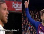 Momenti kur Pique i kërkoi tifozëve në Camp Nou të ndalojnë fyerjet për Ramosin