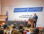 Haradinaj: Së bashku duhet të dëshmojmë seriozitet në punën e fizioterapisë në Kosovë