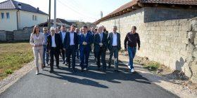 Poterqi i Klinës me rrugë të asfaltuara, në Gjurgjevik të Madh fillojnë punimet në rrugën e re