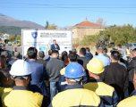 Lekaj inauguron projektin rrugor më të madh në Pejë, mungon Muhaxheri