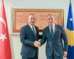 Haradinaj: Turqia vazhdon të jetë partner strategjik i Kosovës