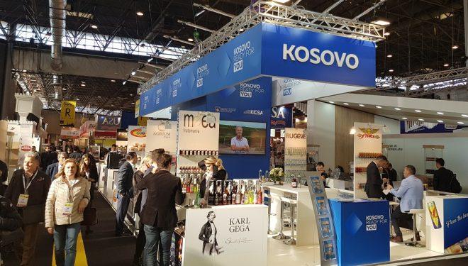 """Kompanitë kosovare prezantojnë produktet e tyre në Panairin """"SIAL 2018"""" në Paris"""