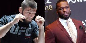 50 Cent i drejtohet Khabibit: Largohu nga UFC, unë të jap dy milionë dollarë në dorë