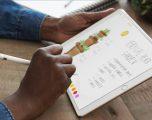 Lapsi Apple Pencil lidhet me tabletin thjesht duke afruar pranë iPad