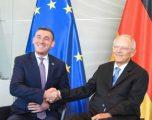 Veseli merr mbështetjen e Gjermanisë për liberalizimin e vizave