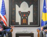 Haradinaj e njofton zyrtarin e lartë amerikan për transformimin e FSK-së në Ushtri