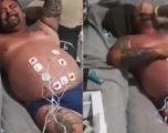 I tha gruas se nuk është e vështirë të lindësh fëmijë, ajo e vuri në sprovë – burri u dorëzua për pak sekonda (Video)