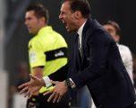 Allegri i dëshpëruar me barazimin ndaj Genoas: Futbollistët e kishin mendjen te Manchester Unitedi