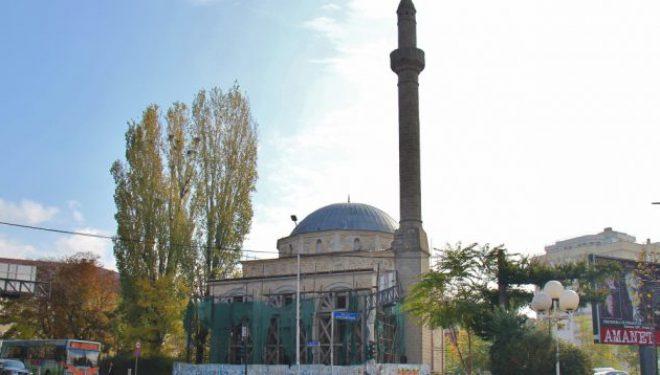 Dezinfektohen xhamitë në Prishtinë