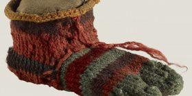 Çorapja shumëngjyrëshe tregon se egjiptianët e lashtë, e ndiqnin modën më shumë se që kemi menduar (Foto)