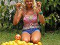 Për 27 vjet ushqehet vetëm me fruta (Foto)