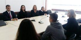 Asambleja Komunale e Fëmijëve të Prizrenit vizitë në Prokurori