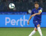 Fabregas drejt rikthimit në Spanjë, Atletico e dëshiron mesfushorin