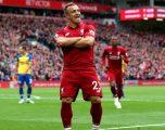 Salah mungon, tifozët e Liverpoolit e duan Shaqirin si titullar
