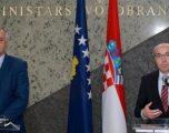 Kroacia e gatshme për ta ndihmuar ushtrinë e Kosovës