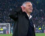 Jose Mourinho provokon tifozët e Juventusit, lojtarët bardhezi ndërhyjnë
