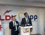 LDK-ja prezanton zëdhënësin e ri të partisë