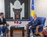 Ramush Haradinaj takohet me Luan Krasniqin