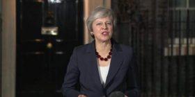 """""""Brexit"""", May siguron mbështetjen e kabinetit për marrëveshjen"""