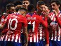 Atletico nënshtron Monacon dhe kualifikohet në 1/8 e finales