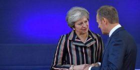 Tusk rekomandon që BE-ja të miratojë marrëveshjen për Brexitin