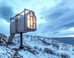 Ishulli me shtëpiza që jepet falas për një profesion (Foto)