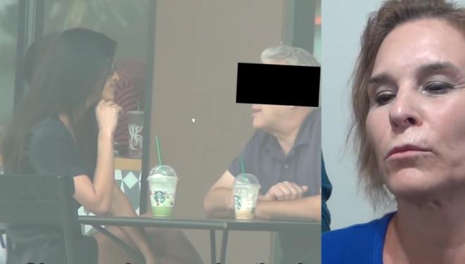 Deshi ta di nëse burri po e tradhton, e vë në sprovë me një kolumbiane simpatike (Video)
