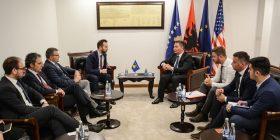Ministria e Infrastrukturës e përkushtuar në finalizimin e projekteve me BERZH-in
