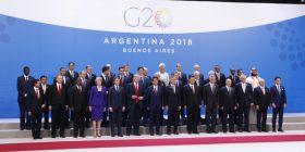 Udhëheqësit botërorë në samitin e G20-ës, dakort për pak gjëra