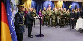 Haradinaj: Flamuri gjerman do të valojë edhe për 99 vjet në vendin tonë