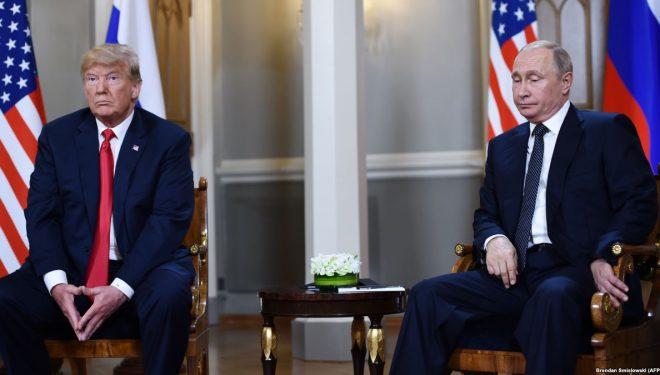 Trump mund të anulojë takimin me Putinin për shkak të Ukrainës