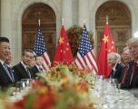Paqartësi mbi një marrëveshje tregtare përfundimtare SHBA-Kinë