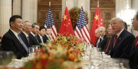 Uashingtoni dhe Pekini ulin tensionet tregtare