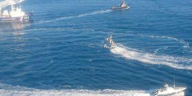 Ukraina konsideron shpalljen e gjendjes së luftës, pas sulmit të Rusisë në anijet e saj