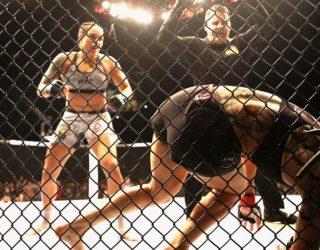 Amanda Nunes shokon botën e UFC-së, mposhtë legjendaren Cris Cybod me nokaut pas 51 sekondave
