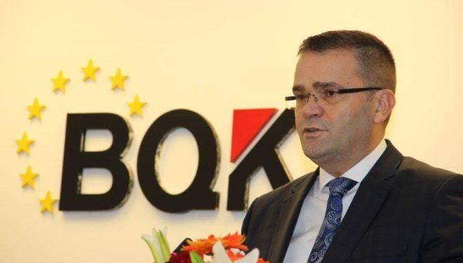 Guvernatori Mehmeti për Infosot: Mbrojtja e konsumatorëve, fokus kryesor i BQK-së