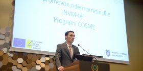 Ministri Shala fton bizneset e vogla dhe të mesme të aplikojnë në programin COSME