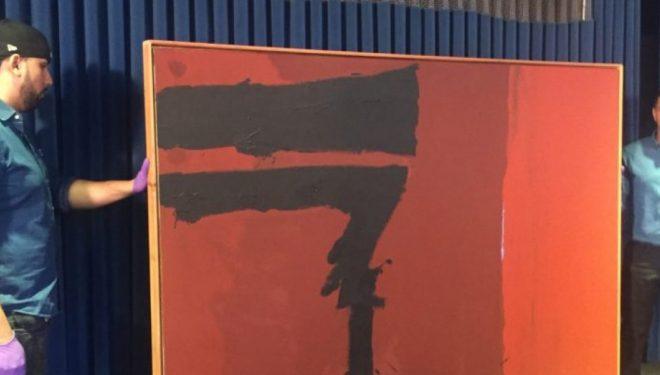 FBI-ja ktheu pikturën e piktorit të njohur amerikan, e vjedhur para 40 vitesh nga një punonjës transporti (Foto)