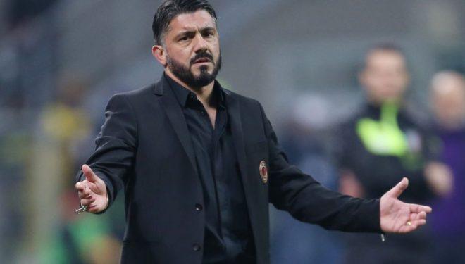 Gattuso është takuar me krerët e Milanit