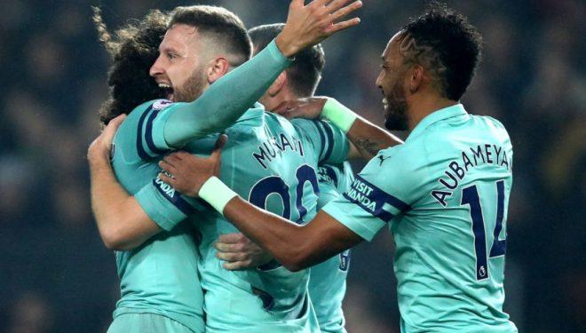 Gola dhe dramë – derbi në Old Trafford ndahet baras mes Unitedit dhe Arsenalit