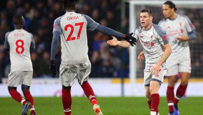 Liverpooli fiton me përmbysje në Burnley, shënon Xherdan Shaqiri