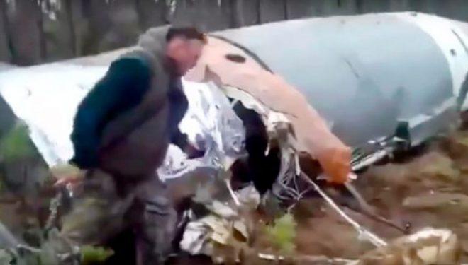 Dolën në gjueti për drerë, gjuetarët menduan se hasën në objekt jashtëtokësor (Video)