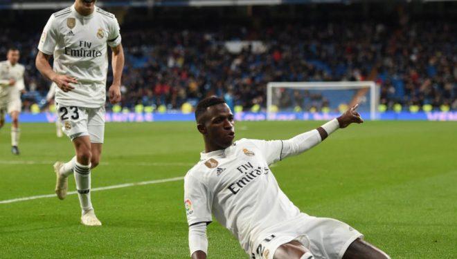 Real Madridi ka një 'mbret' të ri, quhet Vinicius Junior