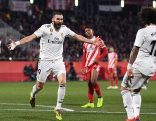 Reali pa problem, triumfon edhe në ndeshjen e dytë ndaj Gironas dhe siguron gjysmëfinalen