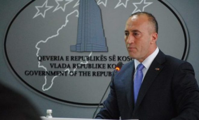 Haradinaj në Rugovë: Ata që thonë se e kemi falë Çakorrin janë rrenca