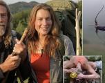 Çifti heq dorë nga jeta luksoze për të jetuar si nomadë – në vend të shamponit ata tanimë përdorin urinën e tyre (Foto/Video)