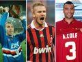 Nga Beckham te Gazza dhe nga Ince te Cole – këta janë dhjetë yje britanikë që u përpoqën të luajnë në Itali
