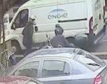 Hajnat vjedhin motoçikletën për 30 sekonda, në mes të ditës (Video)