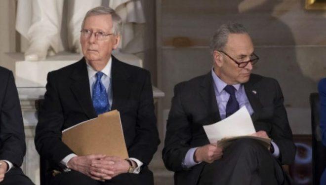 SHBA, Senati pa marrëveshje, qeveria ende e mbyllur